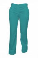 Dostupno Zenske zelene pantalone za zdravstvene radnike