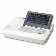 EM-301 3-channel electrocardiograph / digital / with printer / with display