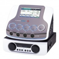 Estimus +4CH / ultrasound treatment device ,physical therapy