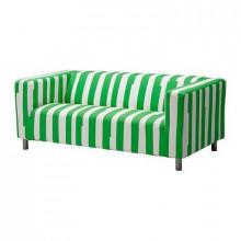 Fensi Sofa za cekaonicu sofa cover 2-local - Ranta green