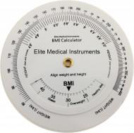Kalkulator telesene tezin ,Elite Medical Instruments EMI BMI Wheel Calculator