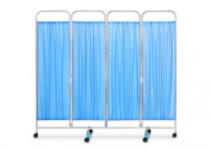 Medicinski Paravan4. dela,Medical Folding Stainless Steel 4- Part Ward Screen For Hospita