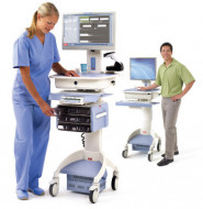 Metro FLO series 1760 integrated, reliable mobile workstations