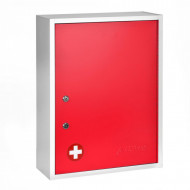 The AdirMed Large Steel Medication Cabinet, Dual Loc