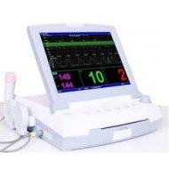 FHR- Toco portabl Fetal Monitor CTG aparat