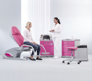 Gynecological Workstation Orbitm Ginekoloska radna modularna stanica Orbit