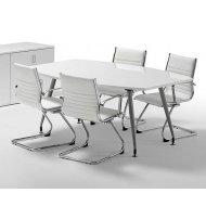 High White Meeting room sto i stolice za sastanke