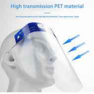 Medical Protection Face Shield , Zastitni vizir za lice