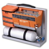 Urgentna Transportna Elektronik Ventilacija Hajer Medical