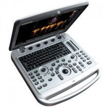 Chison Sonobook6 portable ultrasound machine