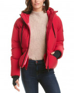 Moncler Women's Pink Airy Down Jacket