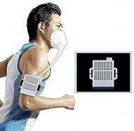 Punjivi električni respirator za pročišćavanje vazduha, višestruki režim rada ventilatora sa 3 brzine