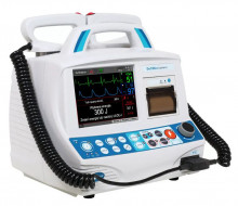 Semi-automatic external defibrillator DefiMax biphasic