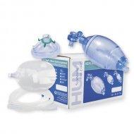 Aero Bag PV1 Ambu balon sa maskom za odrasle