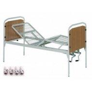 Bolnicki Krevet  BK 106 Mehanicko podizanje uzglavlja i Nogu