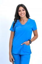 Indigo bluza za zdrastvene radnike