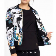 Jaanuu L.A USA-MEDICAL Bomber Jacket