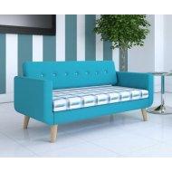 Med. green sofa za medicinsku cekonicu