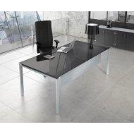 Silver1 office desk radni sto