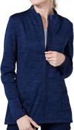 Women's Scrub Jacket-Navy- Medelita