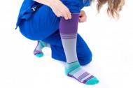 Fit Medical Compression Socks for Doctors and Nurses
