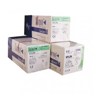 Hirurski Konac -Sharpoint Nylon Black Monofilament Suture