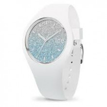 ICE WATCH LO WHITE BLUE