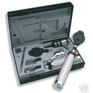 KAWE Combilight otoskop, oftamoloskop set
