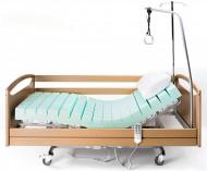 Krevet sa elektromotorom za negu Goldflex - Letto Degenza Ospedaliero Ortopedico 90X195 Singolo Sanitario