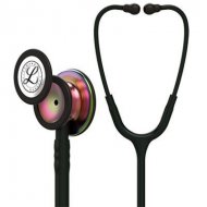 littmann Classic 3. Black Reinbow Finish