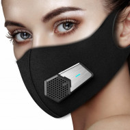 Mini Healthcare Wearable Air Purifier with HEPA Filte