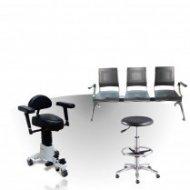 Razne stolice za ordinacije