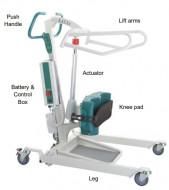 Salsa podizanje pacijenta Lifting, SALSA 200kg Standing Transfer