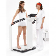 The seca mBCA 514 Medical Body Composition Analyzer