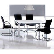 White Glass sto za sastanke