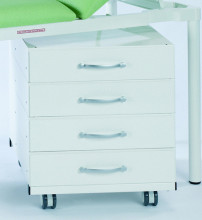 WMN7 Medicinski Ormaric ispod kreveta za pregled