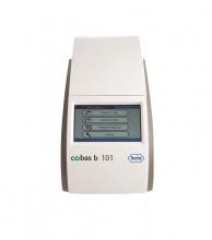 Cobas B 101 Sistem Point-of-care HbA1c i testiranje Dijabetes lipidnog panela u ordinaciji lekara.