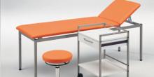 Medicins WE-44 stolica,krevet za pregled D44, kolica