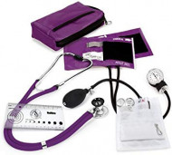 Purple Aneroid/Sprague Nurse Kit:: Business, Industry & Science
