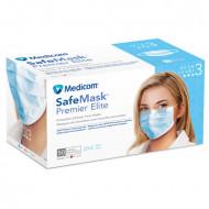 Stomatoloske maske za ordinacije, Stomatologija, SafeMask Premier Elite Blue