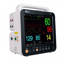 Creative medical K-12, Pacijent monitor, SpO2 | NIBP | TEMP | ECG | PR | RESP