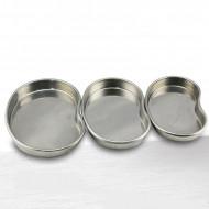 Inox bubreznjaci L11M za ordinacije u tri velicine 18,5, 20 cm21cm