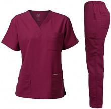 Medicinska uniforma bluza i pantalone Unisex Women and Men's