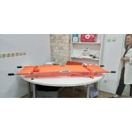 Medicinski aluminijumski sklopivi strecer -nosila