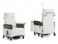 Stolica za terapiju pacijenata ,THE PATIENT CHAIR IS A CLINICIAN TOOL