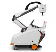 The 'Carestream DRX Revolution NANO MOBILE, integrated digital mobile x-ray for medical applications.