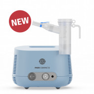 The PARI COMPACT2 inhalation system