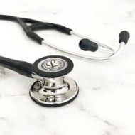 3M Littmann Classic III Stethoscope-Bleck Mirror
