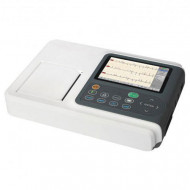 Bio- Care 12 -3 Channel ECG Machine, for Clinical, Digital