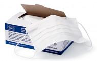 Dostupno Hirurske jednokratne maske,50.komada pakovanje